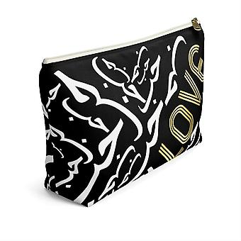 Love Printed-accessory Pouch