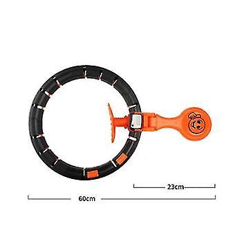 Home Smart Hula Hoepel, kan tellen en zal niet vallen, geschikt voor indoor aerobic fitness, stitchable, afneembaar en verstelbaar