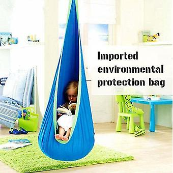 Children's Swing Chair Cotton Hammock Chair, With Durable Air Cushion, Child Swing Seat