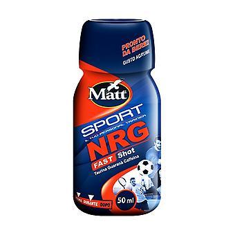 NRG Fast shot 50 ml