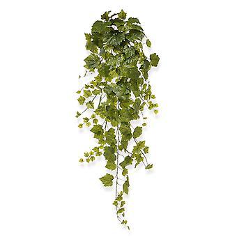Pianta sospesa uva artificiale 130 cm
