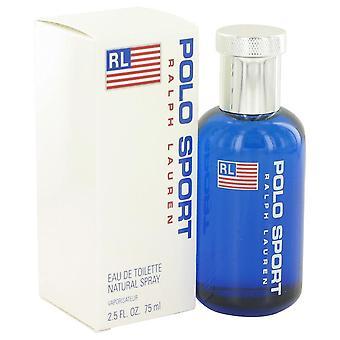 Polo Sport Eau De Toilette Spray von Ralph Lauren 2,5 oz Eau De Toilette Spray
