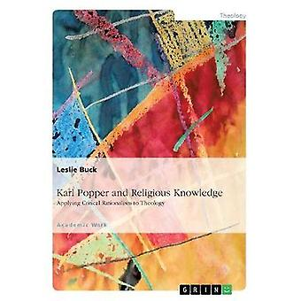 Karl Popper and Religious Knowledge by Leslie Buck - 9783668568792 Bo