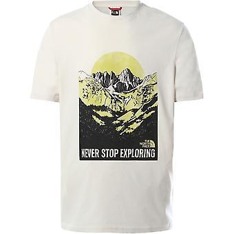 North Face Natural Wonders T94T1G11P miesten t-paita