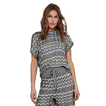 Alleen vrouwen apos;s Anny Life Patterned Top