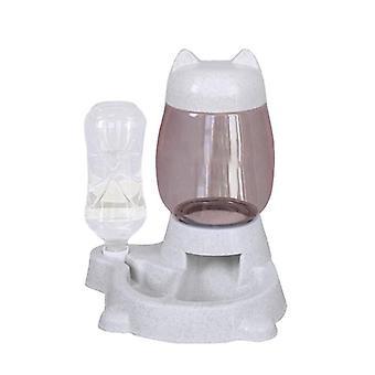 Matere Hund Vann Dispenser Fontene Flaske