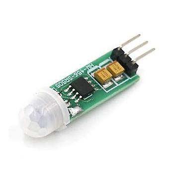 Hc-sr505 Mini Infrared Pir Motion Sensor Module détecteur précis pour Arduino