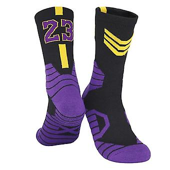 Middle Tube Basketball Socks