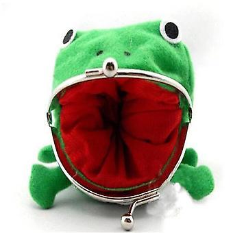 Sarjakuva kolikko kukkaro omaperäisyys muoti sammakko lompakko