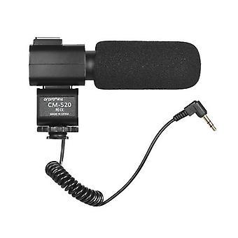 Ekstern ORDRO CM-520-mikrofon