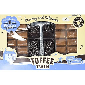 Walkers Nonsuch Toffee Twin Kladivo Balení 200g