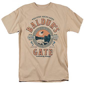 Dungeons & Dragons Baldurs Gate Resort T-Shirt