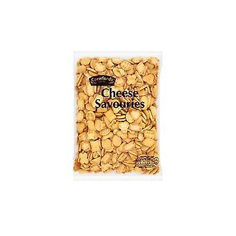 McVitie's Crawford's Cheese Savouries 325G