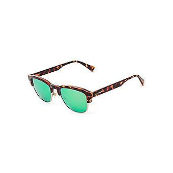 هوكرز كاري الزمرد النظارات الشمسية الكلاسيكية الجديدة، الأخضر (مار ن / الأخضر)، 50 للجنسين الكبار