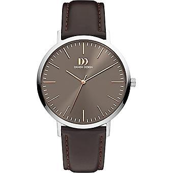 DZ120540 DZ120540 - Men's quartz watch, with brown analog display and brown leather strap