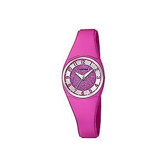 Calypso Watches Analog Watch Quartz Woman with Plastic Strap K5752/5