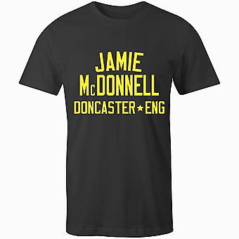 Jamie mcdonnell boxing legend t-shirt