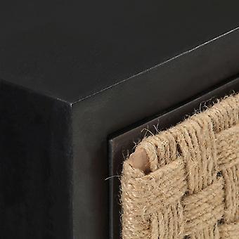 vidaXL Sideboard 60x35x70 cm Massivholz Mango