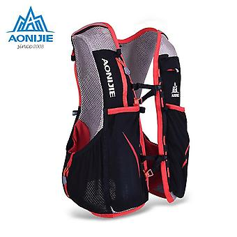 Aonijie urheilu laukku ulkourheilu reppu naisten / miesten maraton nesteytys liivi paketti vaihto pyöräily vaellus vesipussi