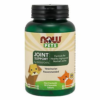 Now Foods Joint Support Chewables für Hunde & Katzen, 90 Chews