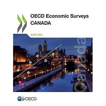 OECD: S ekonomiska undersökningar Kanada 2014 av organisationen för ekonomiskt samarbete en
