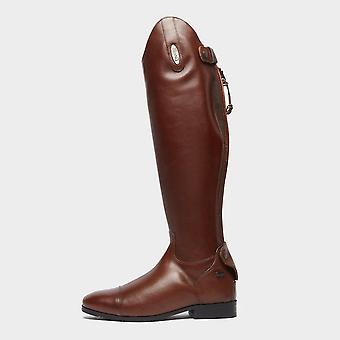 New Brogini Women's Ostuni V2 Riding Boots Brown