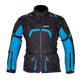 Spada Base Jacket Black Blue