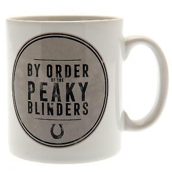 Peaky Blinders Logo Mugg