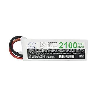 Cameron Sino Lp2102C30Rt Battery Replacement For Rc
