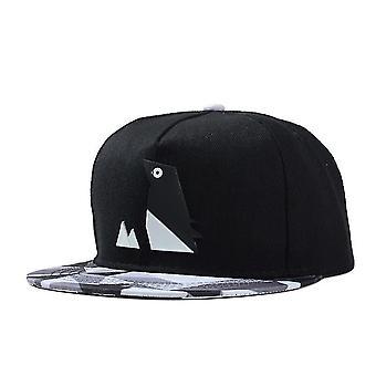Penguin Pattern Baseball Cap Hat Hip Hop Snapbacks