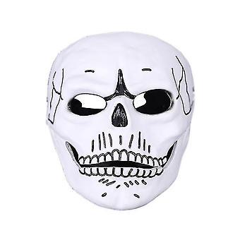 Maske Cosplay Gesicht Messing Harz Helm Spiel Kostüm für Männer Halloween (GRUPPE2)