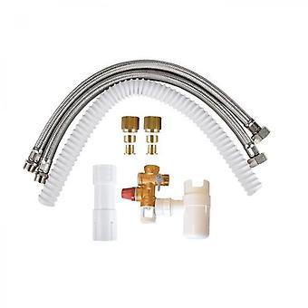 Universele boiler kit