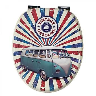 Siège de toilette Vintage Van