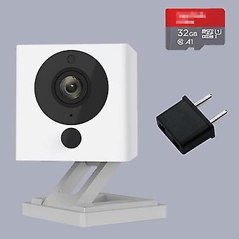 Ip Wifi Wireless 1s 110 Asteen F2.0 8x 1080p Digitaalinen Zoom Smart Camera Sovellus