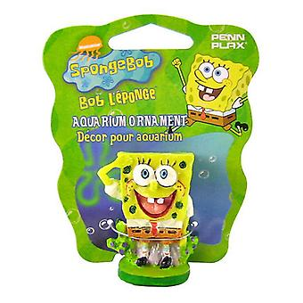 """Spongebob Spongebob Square Pants Aquário Ornamento - Ornamento Bob Esponja (2"""" Alto)"""