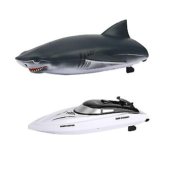 RC Ship Shark 2 In 1 High Speed Remote Control Boat
