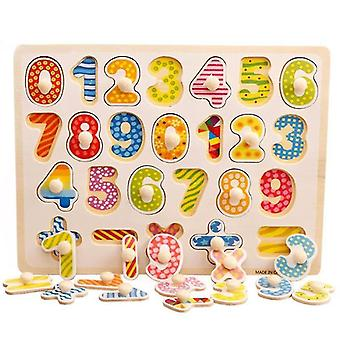 Jigsaw puzzles c animal letter jigsaw early kids educational toys