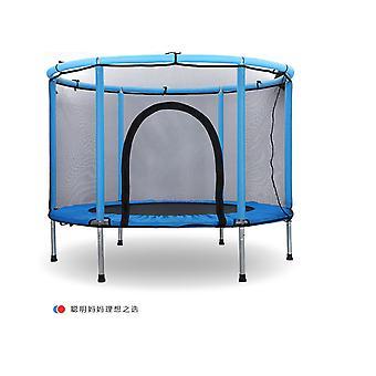 Děti's Šestiúhelníková trampolína Vnitřní malá venkovní trampolína Ochranná síť