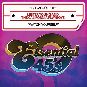 Young, Lester / Californië Playboys - Bugaloo Pete / Watch jezelf USA import