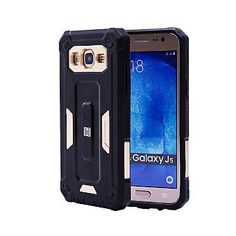 32nd Hard Defender case for Samsung Galaxy J5 (2015) - Gold