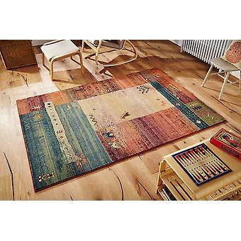 Gabbeh 217 X mangefarvede Runner tæpper traditionelle tæpper