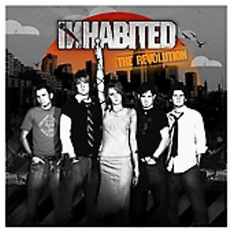 Inhabited - Revolution [CD] USA import