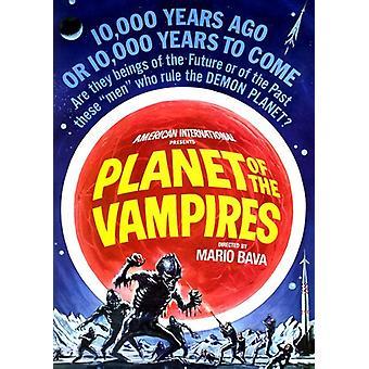 Pianeta degli S.U.A. vampiri [DVD] importare