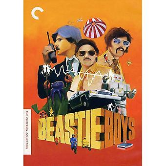 Beastie Boys antologi [DVD] USA import