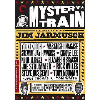 Mystery Train (1989) [DVD] USA import