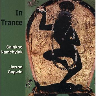 Namchylak/Cagwin - In Trance [CD] USA import