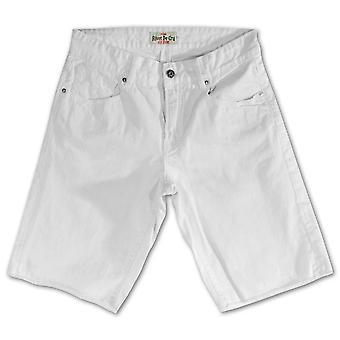Klinke De Cru snø hvit Denim Shorts
