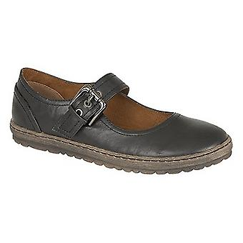 Cipriata Womens/Ladies Florence Buckle Bar Casual Flat Shoes
