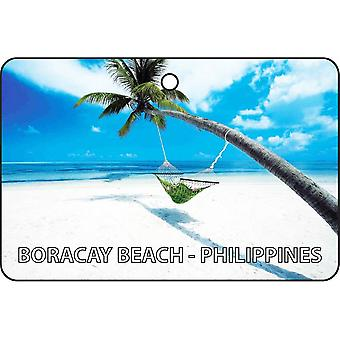 Boracay Beach - Filippinerna bil luftfräschare