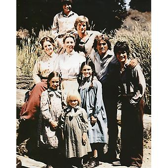 Little House on the Prairie Cast Photo (8 x 10)